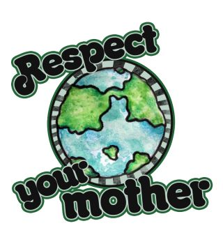 Mother clipart respect mother. Your earth day ellesplanet