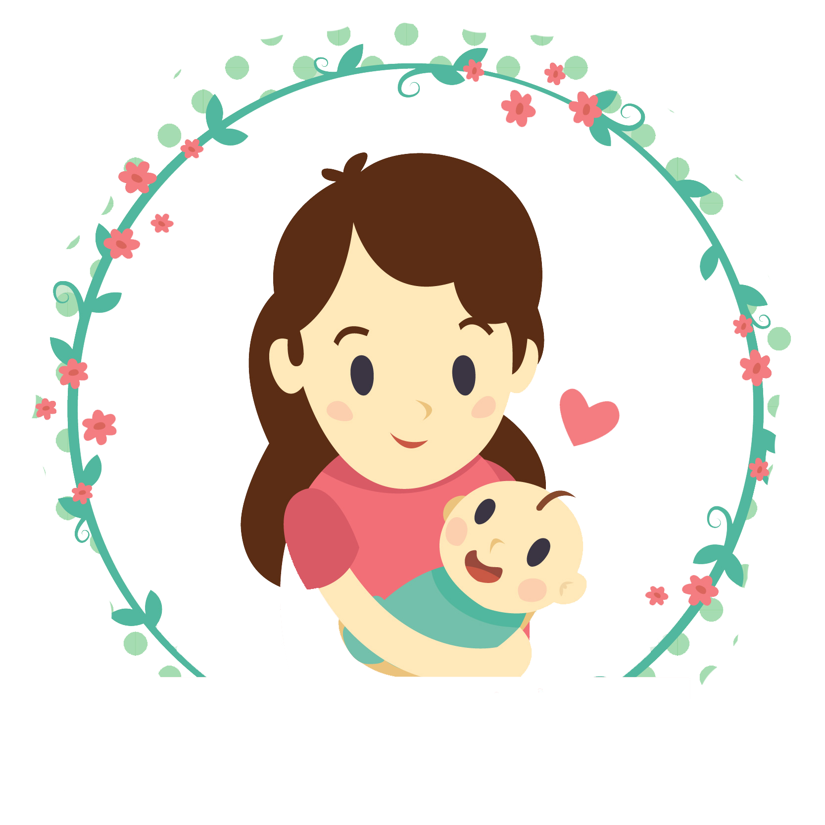 Download mother and daughter. Mom png clipart black and white library