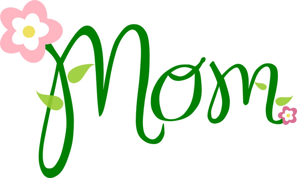 Wmnf all about moms. Word clipart block clip art freeuse stock