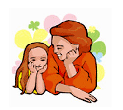 Mothers clipart. Especially for