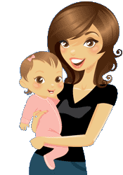 Mother why breastfeeding is. Mothers clipart full body banner royalty free library
