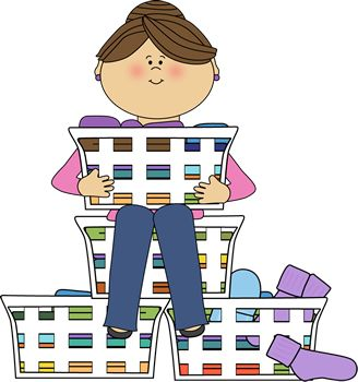 Mothers clipart washing. Best images by