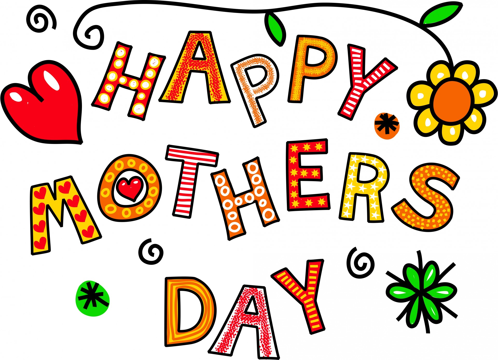Free stock photo public. 2016 clipart happy mothers day vector royalty free download