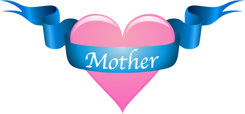 mom heart png