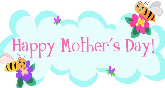 Mothers clipart. Happy day