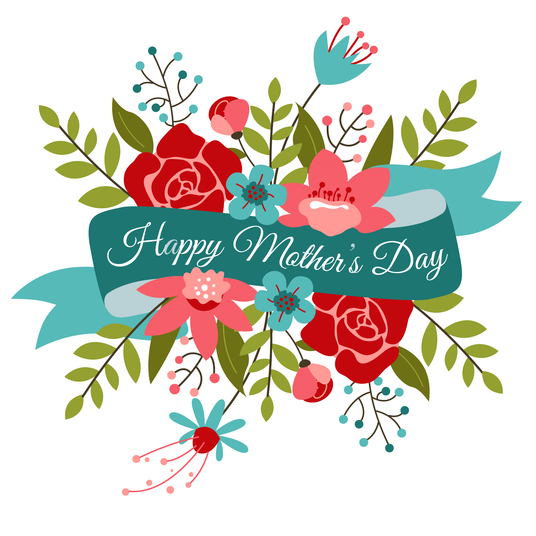 mother's day flower png