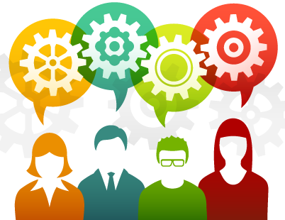 Motivation clipart goal setting. Effective company employee alignment