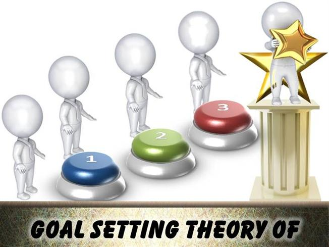 Motivation clipart goal setting. Theory of demo authorstream