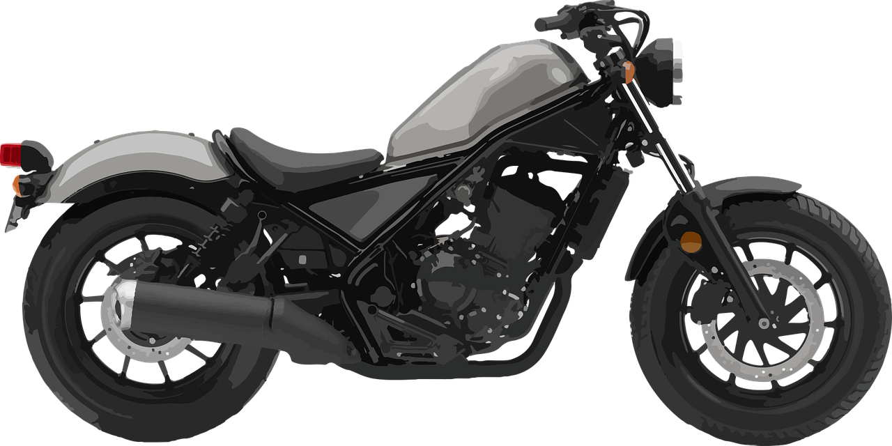Motor vector sport motorcycle. Engine classic free graphics