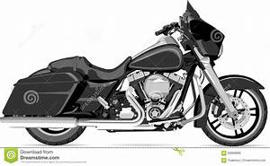 Motorcycle clipart bagger. Motorjdi co police jaxstorm
