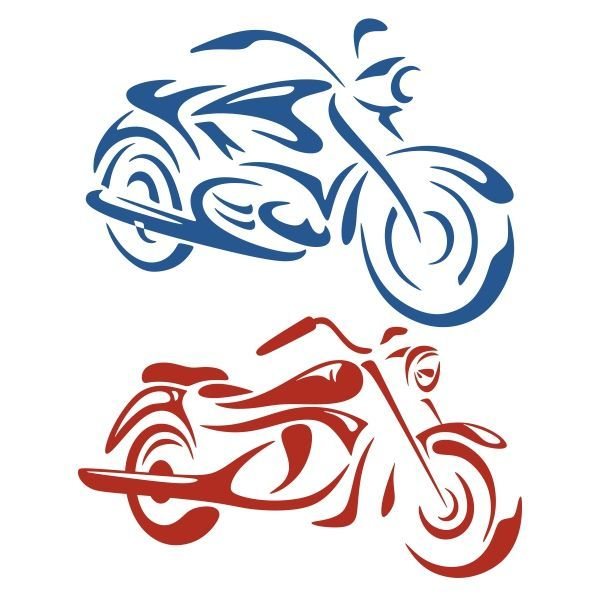 Motorcycle clipart calligraphy. Cuttable design cut file