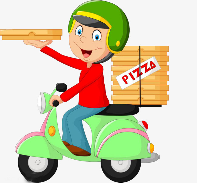 Motorcycle clipart pizza. Red sellers green hat