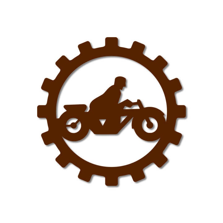 Motorcycle clipart pizza. Workshop frames illustrations hd