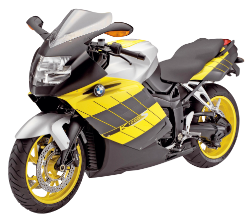 Motorcycle front png. Bmw k s sport