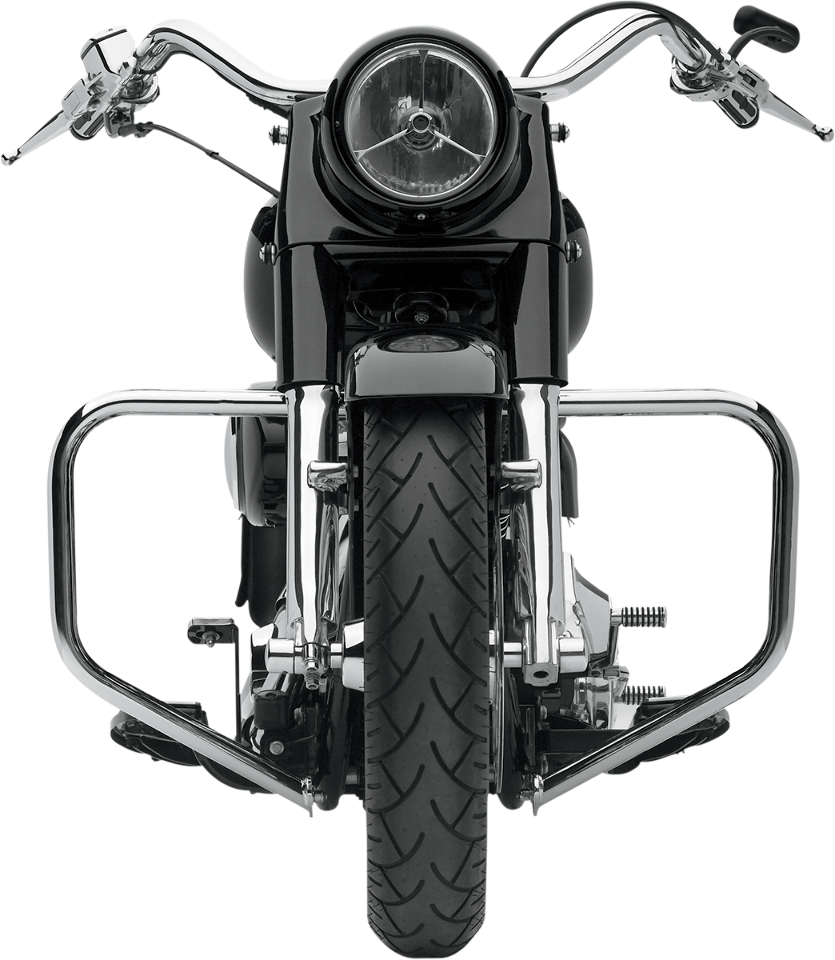 Motorcycle front png. Lindby black highway bar