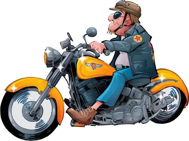 Motorcycle rider png. Bikers hd transparent images