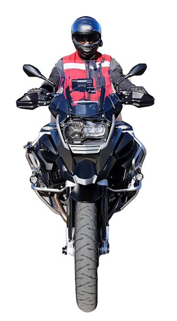 Motorcycle rider png. Road school of motorcycling