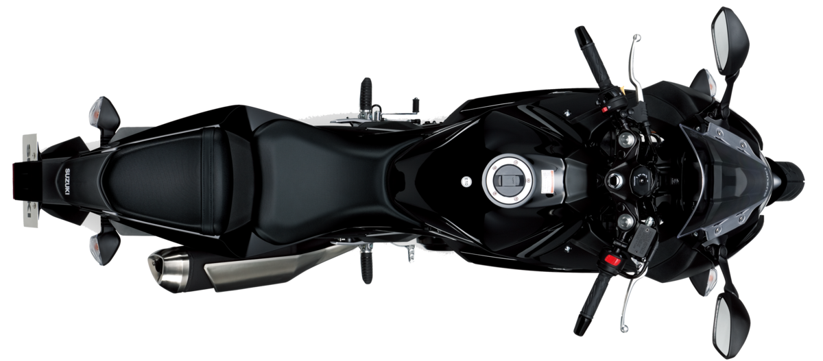 Motorcycle top view png. Gsx r specifications suzuki