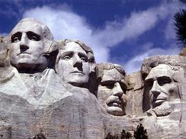 Mount rushmore clipart sculpture. Honor edhelper com the
