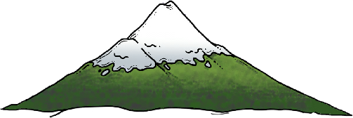 Mountain clipart. Free green cliparts download