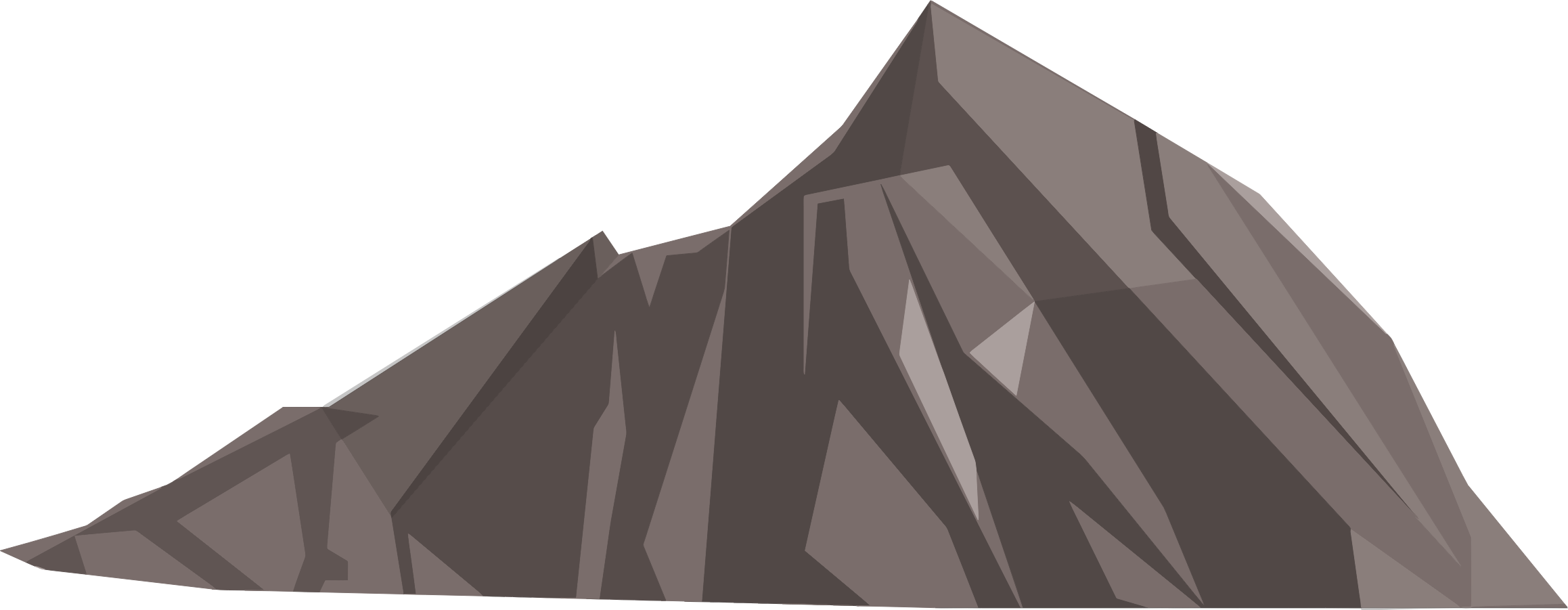Mountain clipart png. Mountains images free download