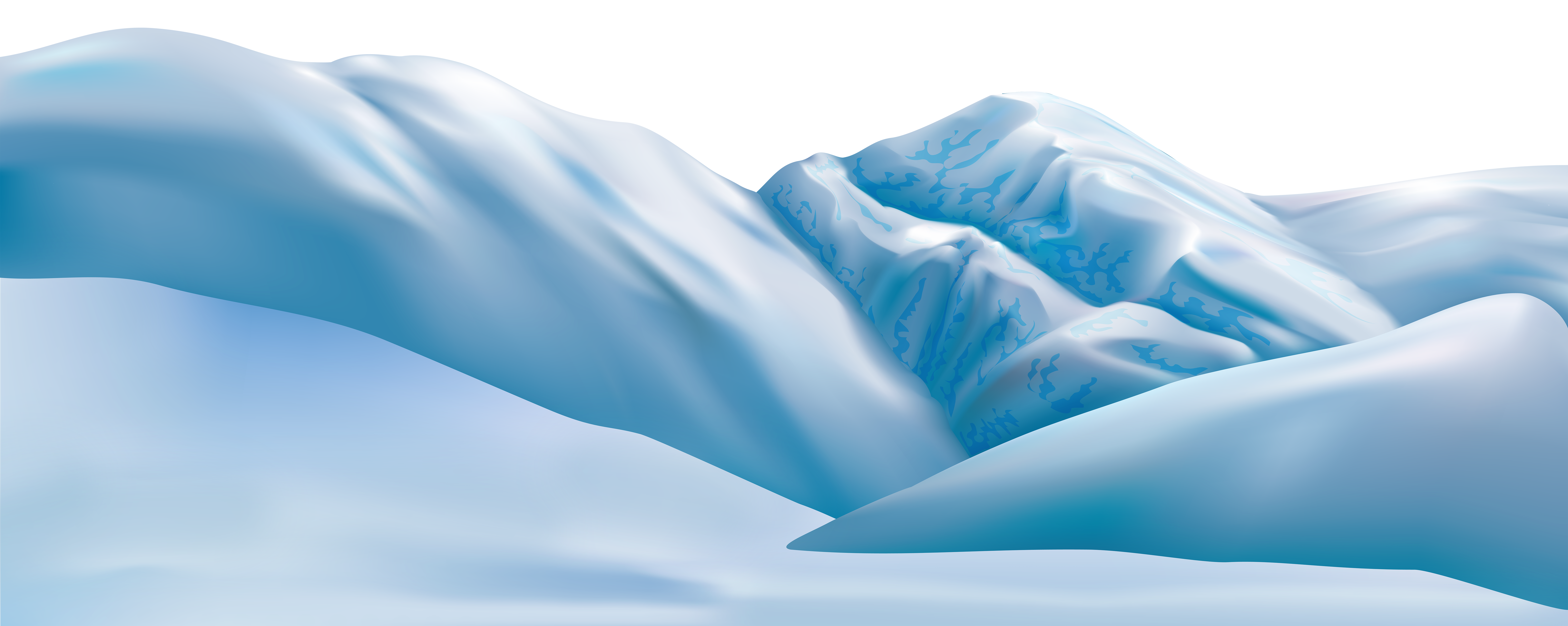 Mountain clipart view. Snowy transparent png image