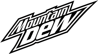 Mountain dew logo png. Download for kids white