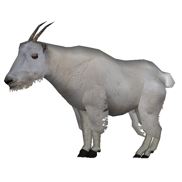 Mountain goat png. Dalturge zt download library