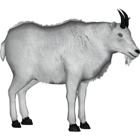 mountain goat png