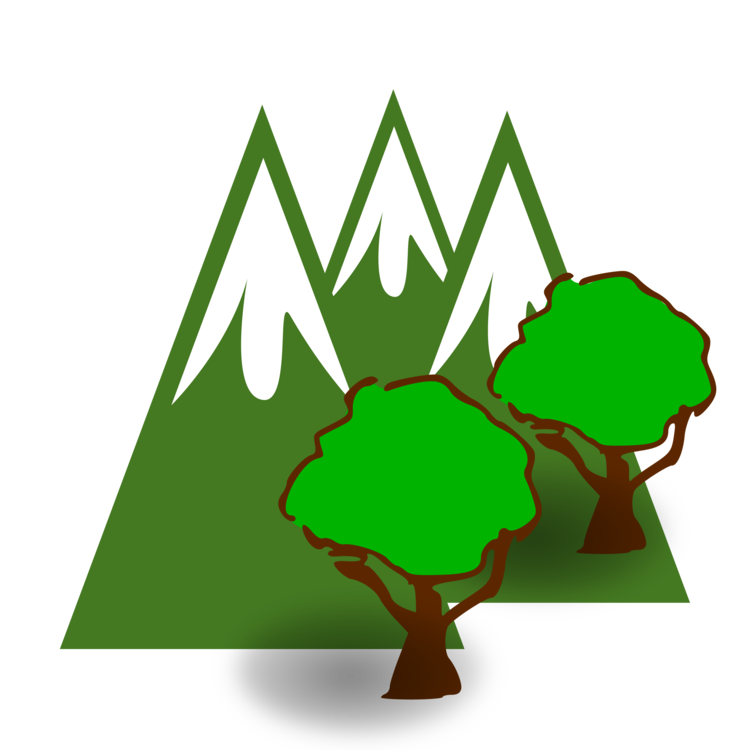 Mountains clipart icon. Computer icons drawing mountain