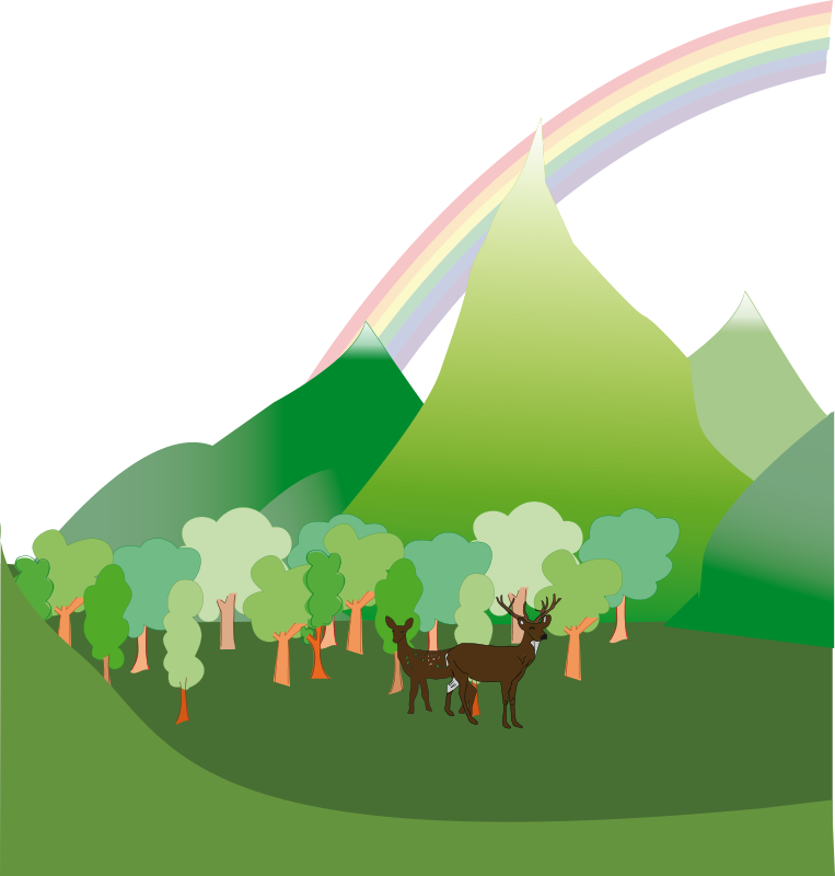 Mountains clipart nature. Mountain medium image png
