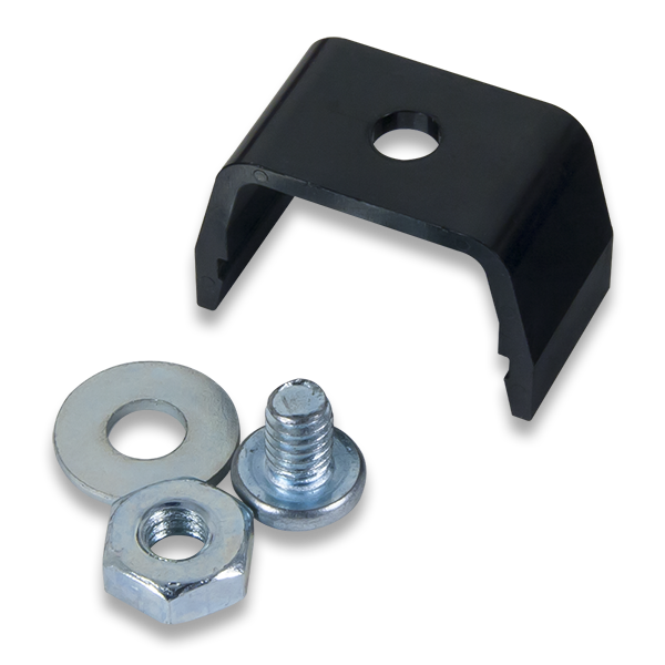Fastener clip click. Pmod mechanical mount for
