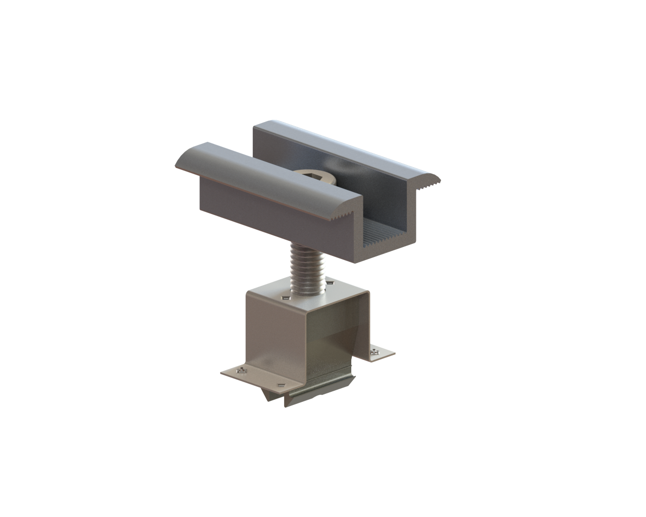 Mounting clip clamp. New mid and end