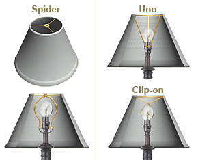 mounting clip light fitting