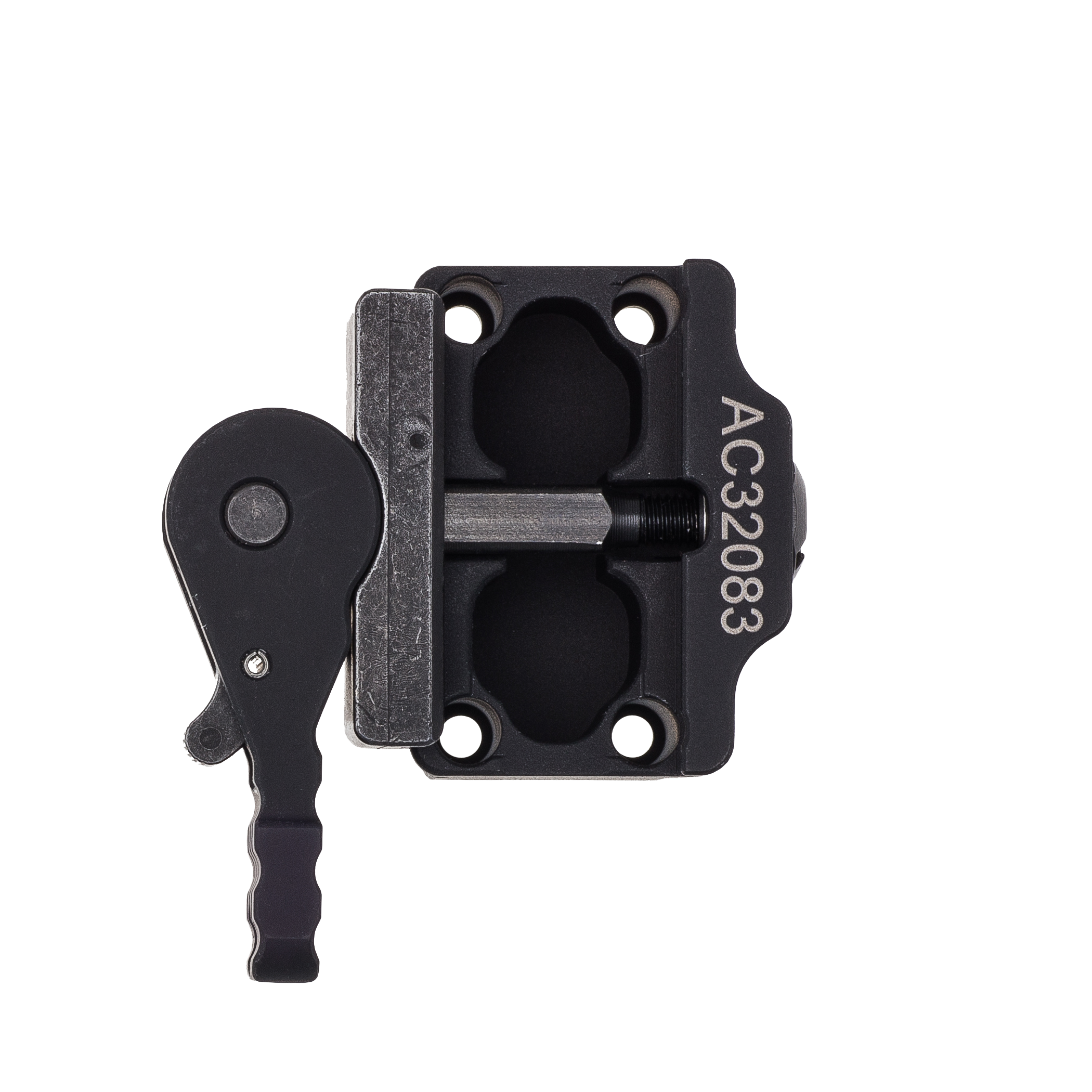 Mounting clip quick release. Trijicon mro levered full