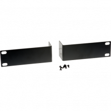 Mounting clip shelf. Axis t rack mount