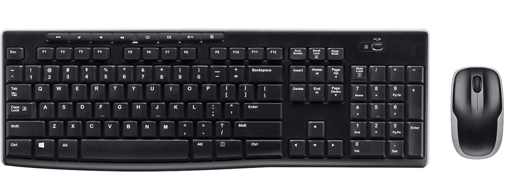 Mouse and keyboard png. Wireless simply nuc