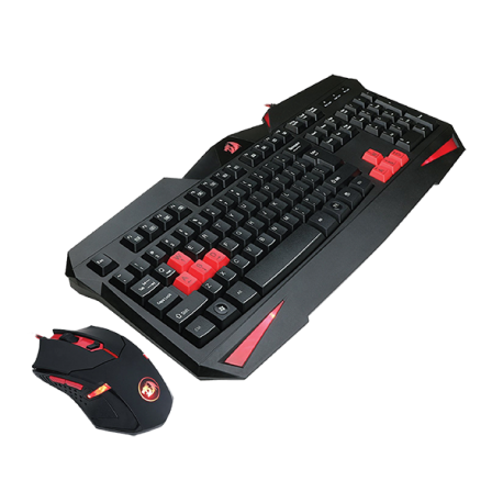 Mouse and keyboard png. Redragon vajra centrophorus gaming