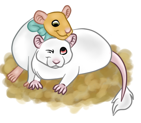 Mouse clip squeak. By hasterlect on deviantart