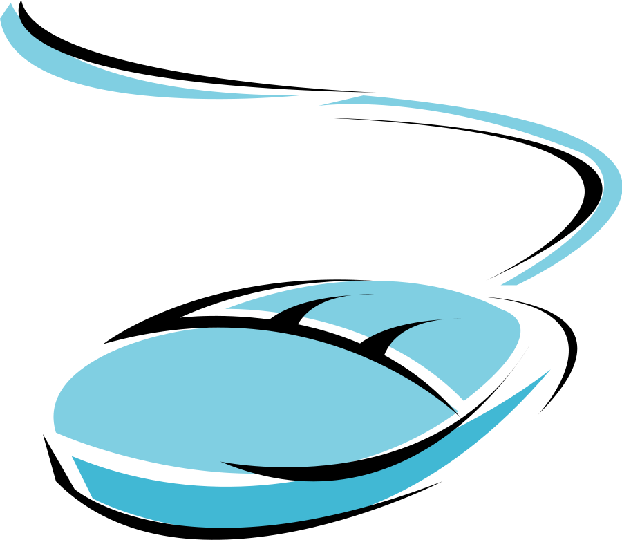 Mouse clipart logo. Free computer download clip