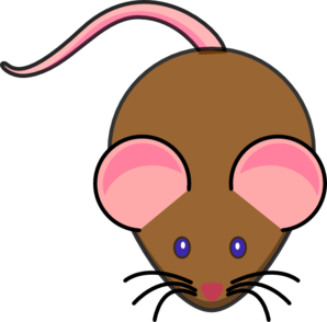 Mouse clipart tiny mouse. Cute panda free images
