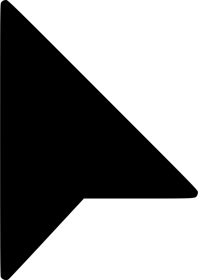 Mouse pointer png. Svg icon free download