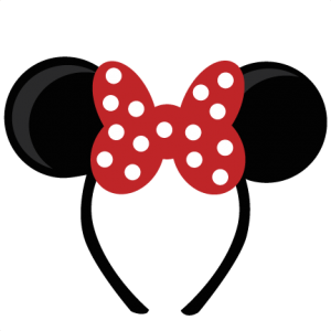 Mouse svg minie. Awesome site for disney
