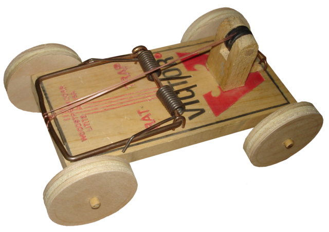 Mousetrap drawing racer. Pin by janet bockman
