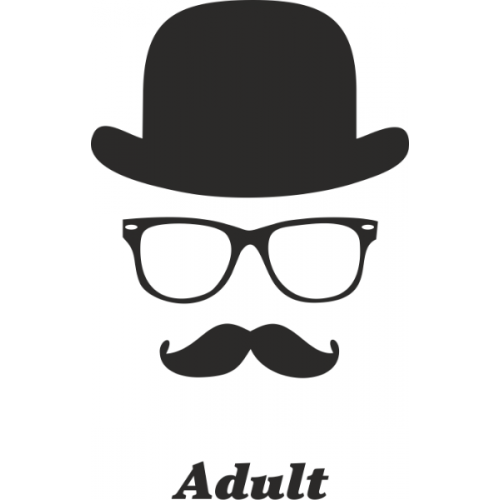 Moustache clipart bowler hat. Google search ministry of