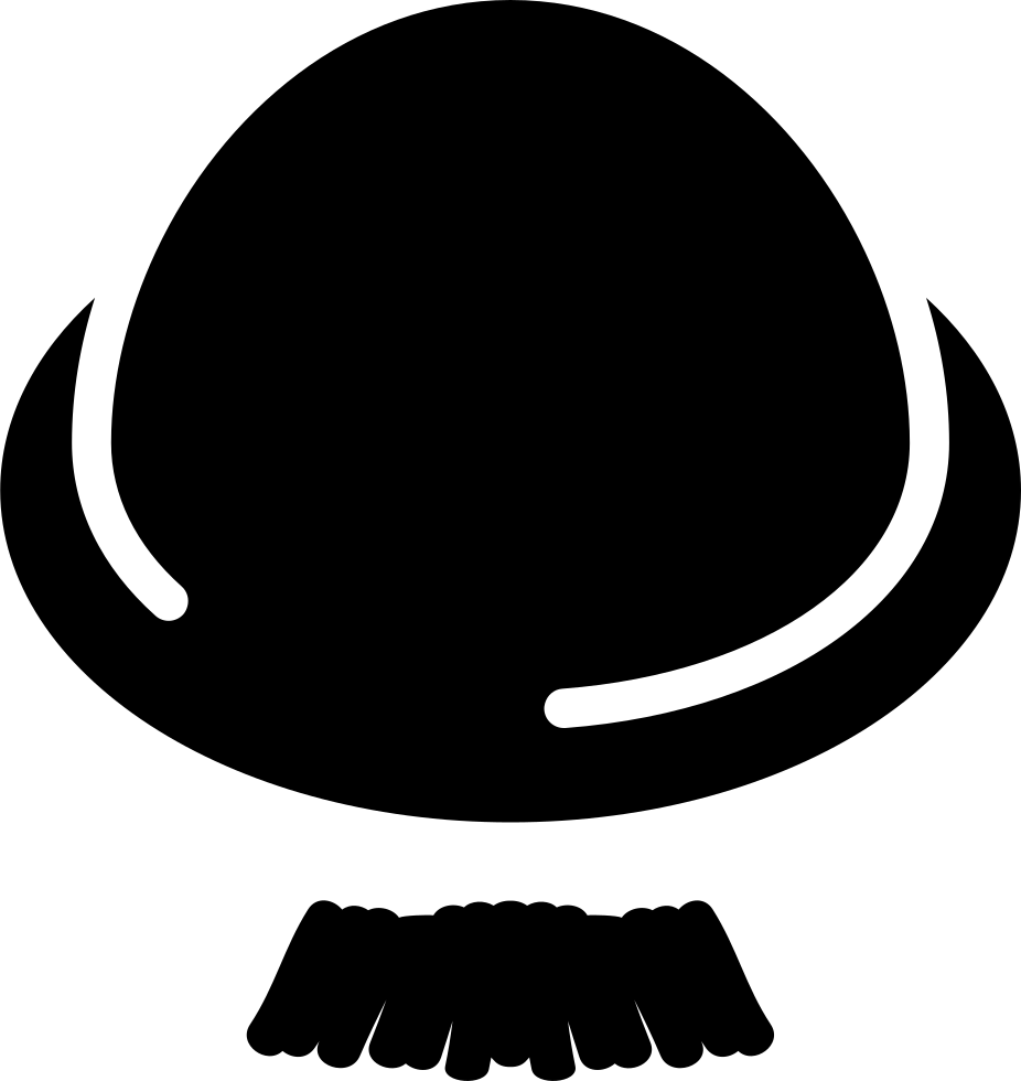 Moustache clipart bowler hat. And svg png icon