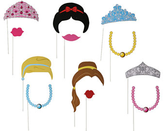 Moustache clipart pirate accessory. Accessories etsy