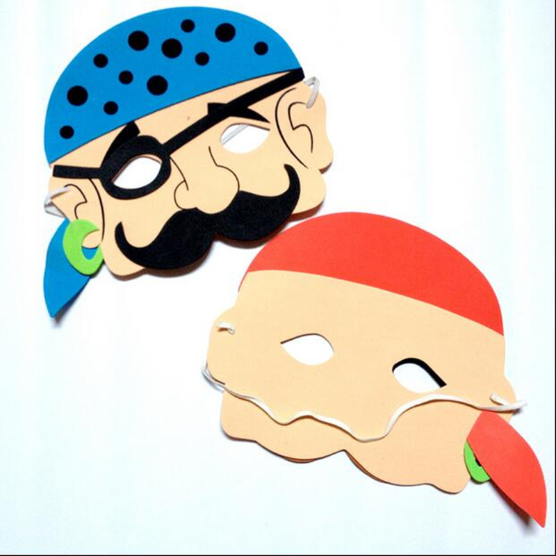 Moustache clipart pirate accessory. Kids adults cartoon mask