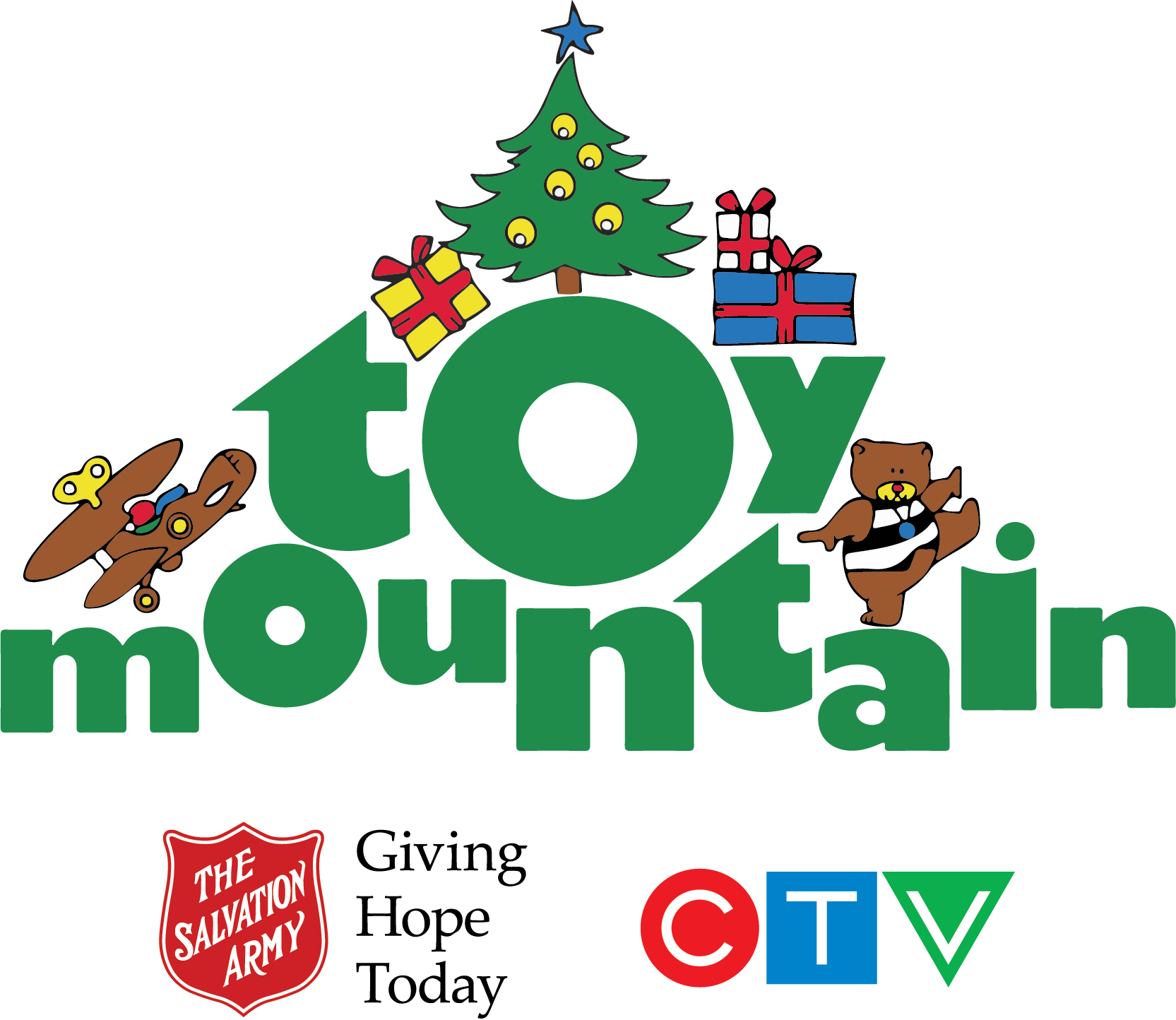 Toys vector different kind. Toy mountain ontario central