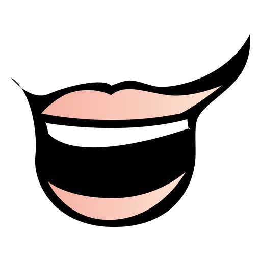Funny mouth png. Animal transparent svg vector